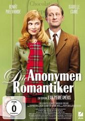 Die Anonymen Romantiker Filmplakat
