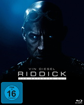 Riddick - Chroniken eines Kriegers (Limited Collector's Edition) Filmplakat