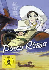 Porco Rosso Filmplakat