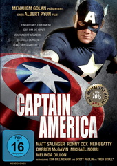 Captain America (Digital Remastered) Filmplakat