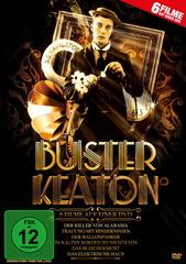 Buster Keaton Filmplakat