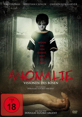 Anomalie - Visionen des Bösen Filmplakat