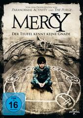 Mercy - Der Teufel kennt keine Gnade Filmplakat