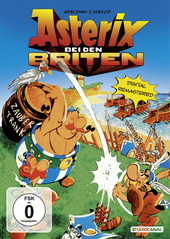Asterix bei den Briten (Digital Remastered) Filmplakat