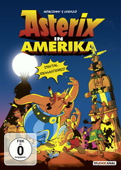 Asterix in Amerika (Digital Remastered) Filmplakat