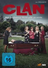 Clan - Den perfekten Mord gibt es nicht (10 Folgen) (4 Discs) Filmplakat