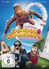 Doktor Proktors Pupspulver Filmplakat