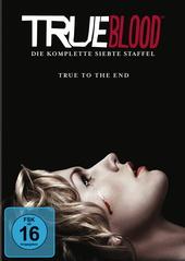 True Blood - Die komplette siebte Staffel (4 Discs) Filmplakat