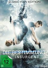 Die Bestimmung - Insurgent (2 Disc Fan Edition) Filmplakat