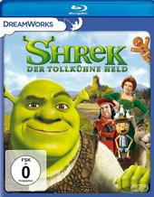 Shrek - Der tollkühne Held Filmplakat