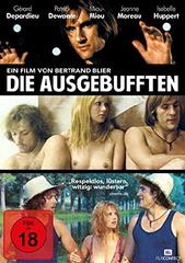 Die Ausgebufften Filmplakat
