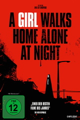 A Girl Walks Home Alone at Night Filmplakat