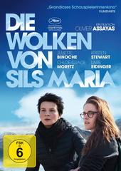 Die Wolken von Sils Maria Filmplakat
