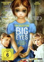 Big Eyes Filmplakat