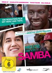 Heute bin ich Samba Filmplakat