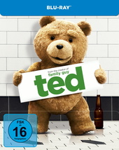 Ted (Limited Edition, Steelbook) Filmplakat