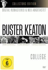 Buster Keaton - College Filmplakat