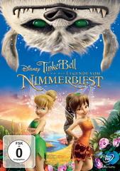 Tinkerbell und die Legende vom Nimmerbiest Filmplakat