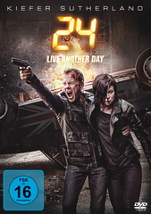 24: Live Another Day (4 Discs) Filmplakat
