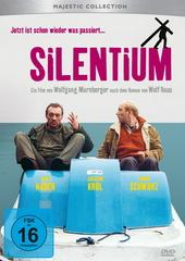 Silentium! Filmplakat