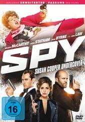 Spy - Susan Cooper Undercover Filmplakat