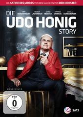 Die Udo Honig Story Filmplakat