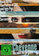 Cheyenne - This Must Be the Place Filmplakat