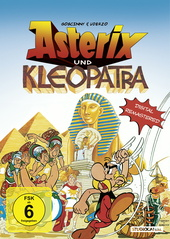 Asterix und Kleopatra (Digital Remastered) Filmplakat