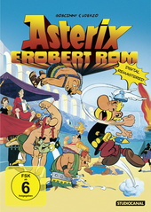 Asterix erobert Rom (Digital Remastered) Filmplakat