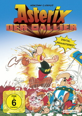Asterix der Gallier (Digital Remastered) Filmplakat