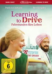 Learning to Drive - Fahrstunden fürs Leben Filmplakat