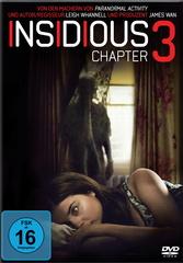 Insidious: Chapter 3 - Jede Geschichte hat einen Anfang Filmplakat