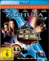 Zathura - Ein Abenteuer im Weltraum (Deluxe Edition) Filmplakat