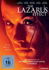 The Lazarus Effect Filmplakat