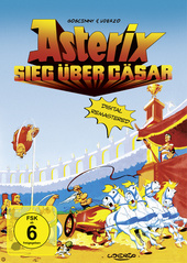 Asterix - Sieg über Cäsar (Digital Remastered) Filmplakat