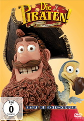 Die Piraten! - Ein Haufen merkwürdiger Typen Filmplakat