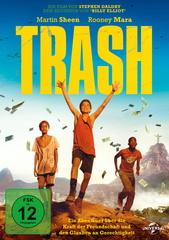 Trash Filmplakat
