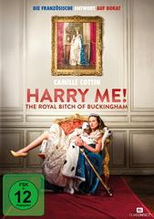 Harry Me! The Royal Bitch of Buckingham Filmplakat
