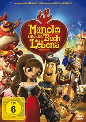 Manolo und das Buch des Lebens Filmplakat