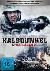 Halbdunkel - Straflager 23 Filmplakat