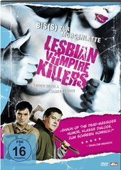 Lesbian Vampire Killers Filmplakat