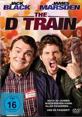 The D Train Filmplakat