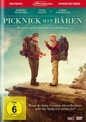 Picknick mit Bären Filmplakat