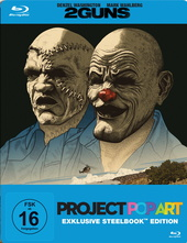 2 Guns (Project PopArt, Steelbook) Filmplakat