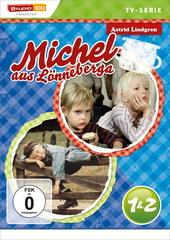 Michel aus Lönneberga - TV-Serie 1 & 2 (2 Discs) Filmplakat
