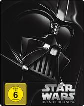 Star Wars: Eine neue Hoffnung (Limited Edition, Steelbook) Filmplakat