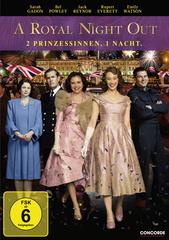 A Royal Night Out - 2 Prinzessinnen. 1 Nacht. Filmplakat