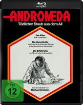 Andromeda - Tödlicher Staub aus dem All Filmplakat