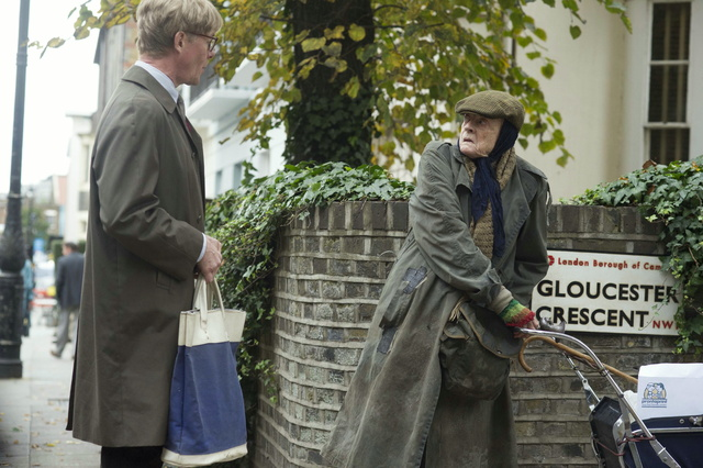 The Lady in the Van Filmbild Bild-2