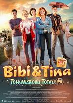 Bibi & Tina - Tohuwabohu total - Filmplakat